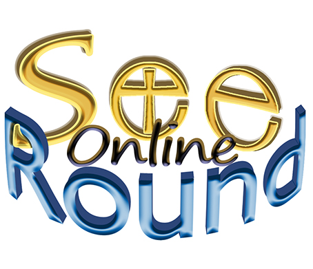 SeeRound Online logo
