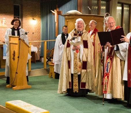 Archdeacon Janet