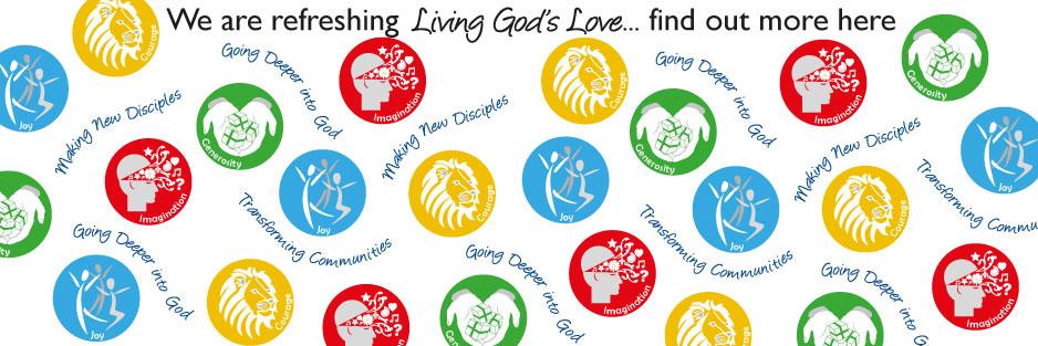 Refreshing Living God's Love