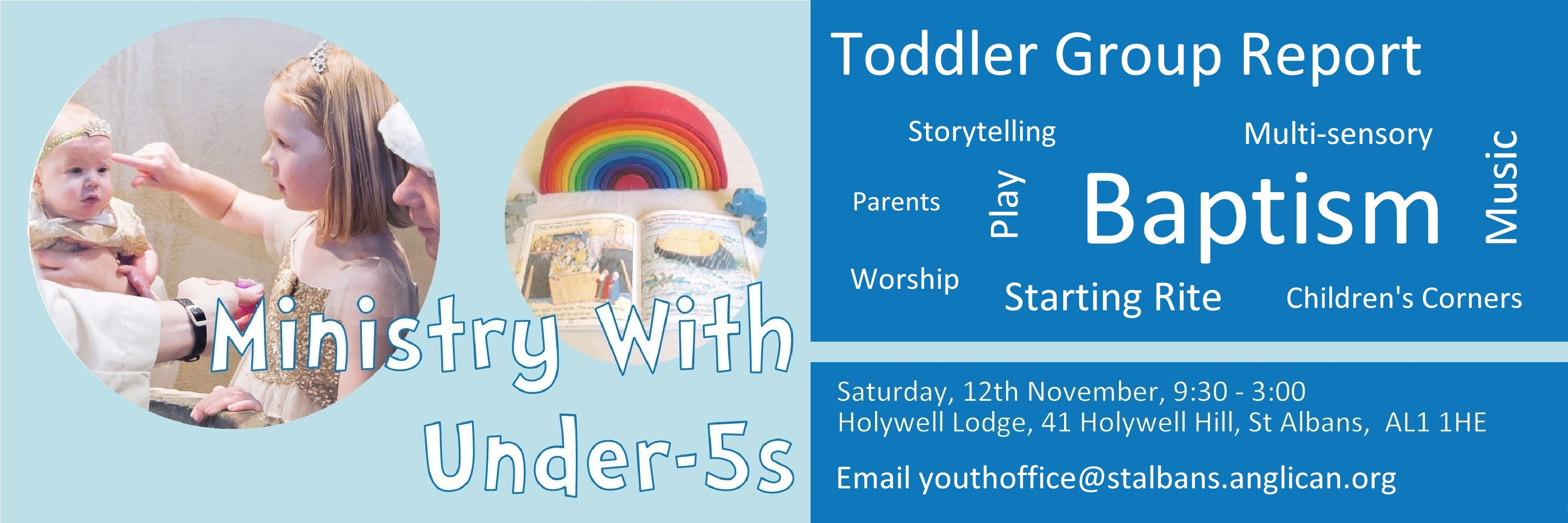 Ministry with under-5s