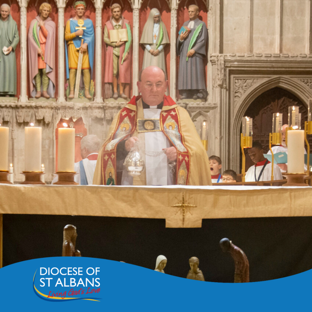 Valediction of the Archdeacon of St Albans