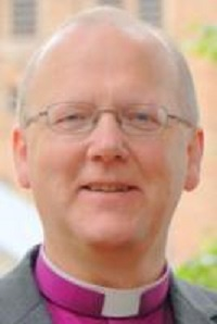The Rt Revd Dr Alan Smith, the Bishop of St Albans