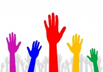Hands - diversity