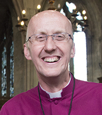 The Rt Revd Dr Michael Beasley, Bishop of Hertford