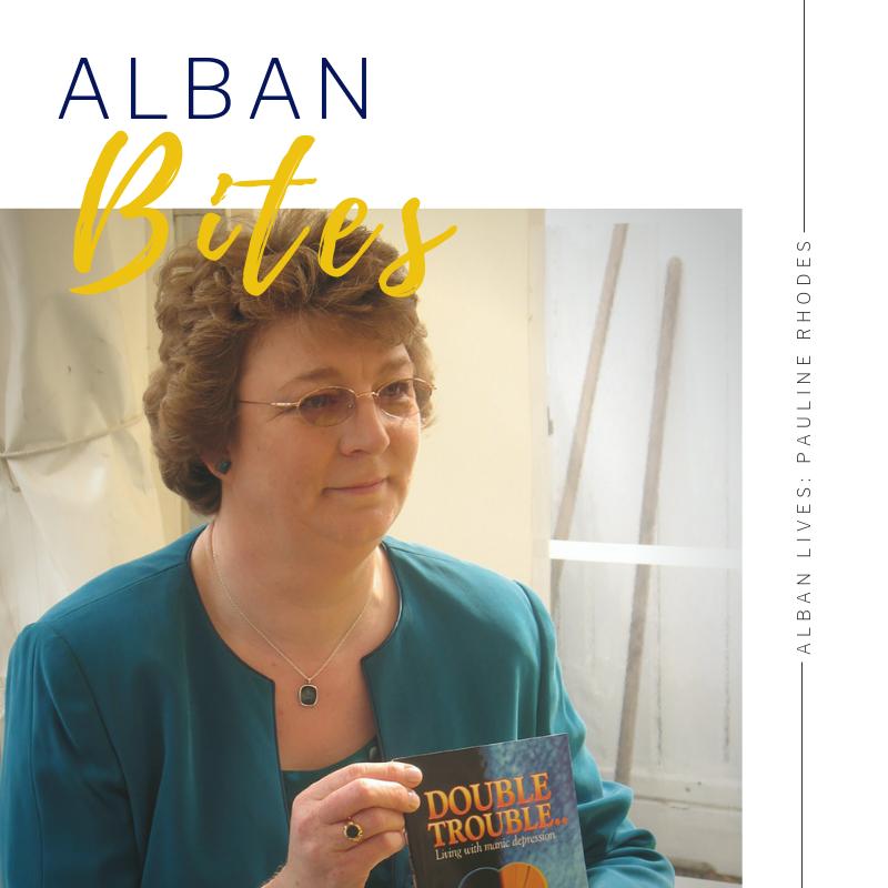 Albans Lives: Pauline Rhodes