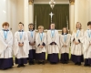 New choristers welcomed