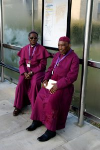 Bishops at Lambeth Conference 2008