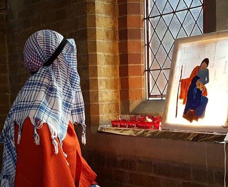 Photo from St Cuthbert's Rye Park representing generosity