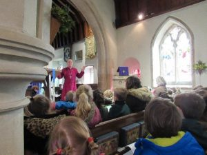 Happy 50th Birthday, St Bartholomew's, Wiggington!