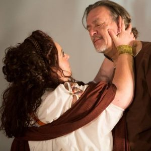 The Passion of Alban and Livia play by Act of God Theatre Company