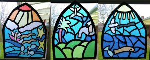 Welwyn St Mary's Create Beautiful Stained Glass Windows