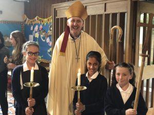 St John's, Digswell Celebrate 'Back to School' Eucharist