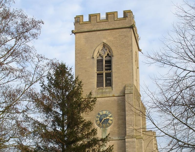 St Mary Magdalene's Church, Dunton, Bedfordshire