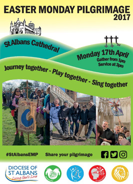Easter Monday Pilgrimage 17th April 2017