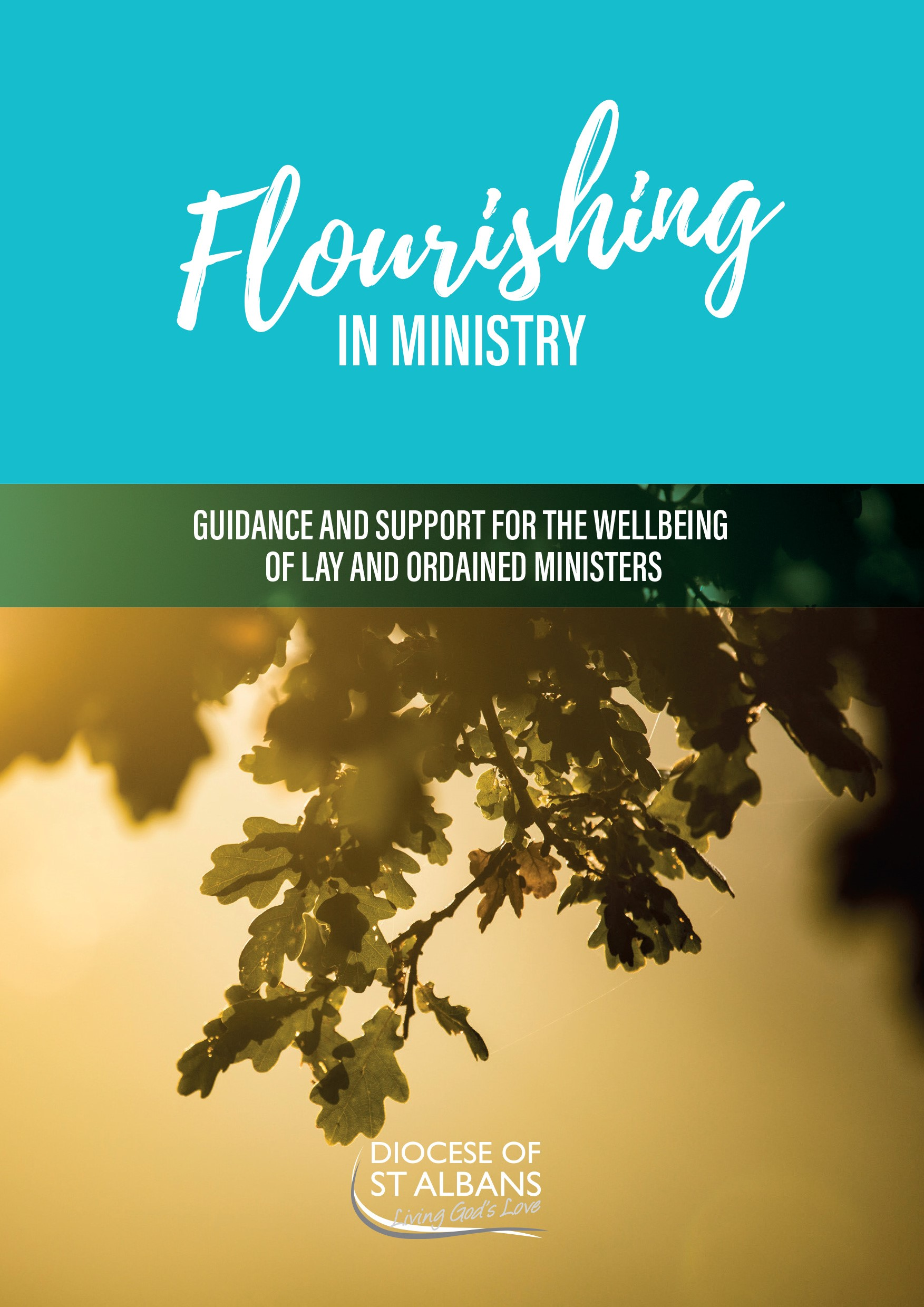 Flourishing in Ministry booklet