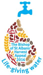 The Bishop of St Albans' Harvest Appeal 2016. Life-giving water