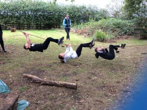 Bayford Primary Take Their Learning Outdoors