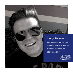 Jonny Stevens