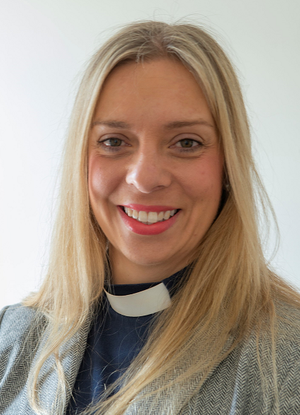 The Revd Kate Peacock