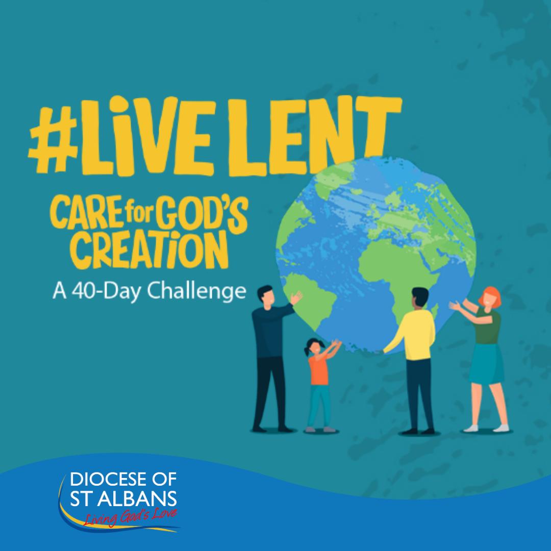 Live Lent Campaign Logo