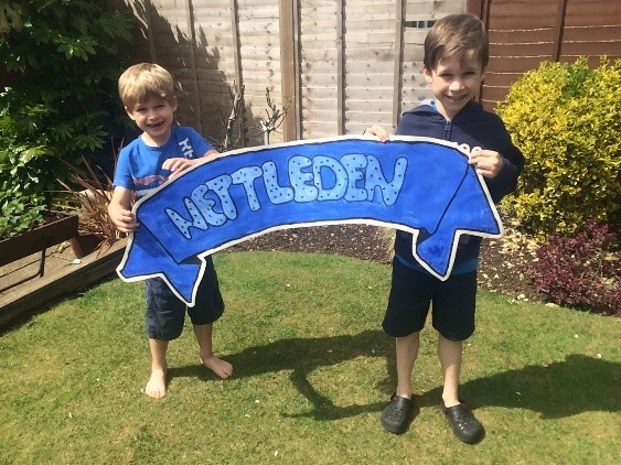 Potten End Primary's 'VIRTUAL' House Day!