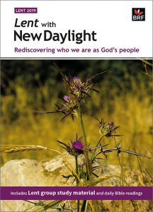 Lent with New Daylight Bible Reading Notes
