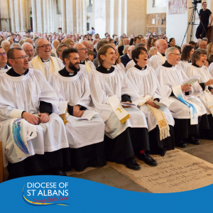 Diocese of St Albans Ordinations 2019