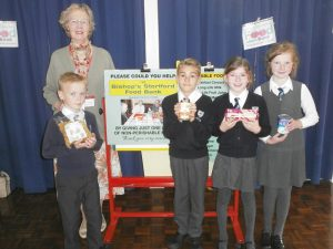 At All Saints' Primary, Bishop Stortford, it all started with just one can and a bar of chocolate…