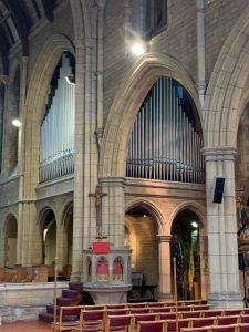 Potters Bar Organ Pipes