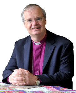 The Bishop of Bedford, Richard Atkinson