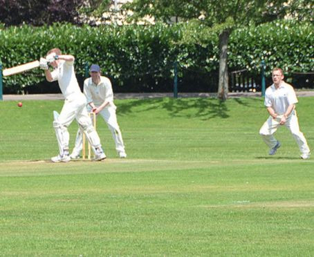 St Albans & Southwark Diocese on the cricket pitch