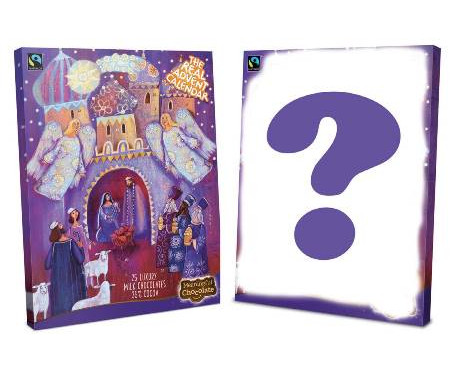 The Real Advent Calendar front