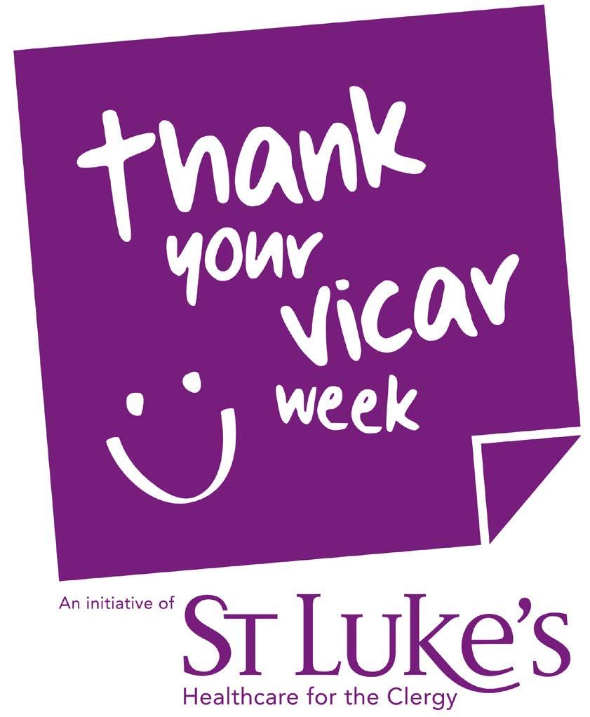 thank you vicar week :)