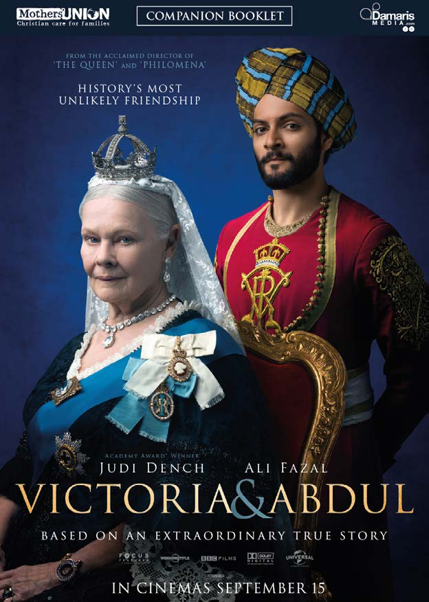 'Victoria and Abdul' movie poster