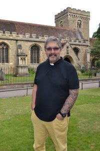 The Revd Kevin Woolmer