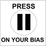 Press pause on your bias