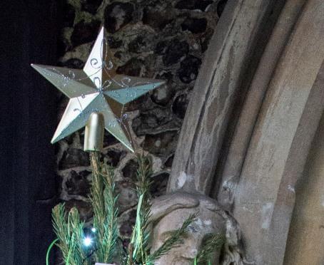 Leavesden Christmas Tree
