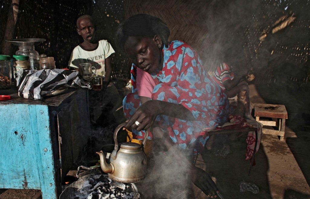 Aluel, South Sudan