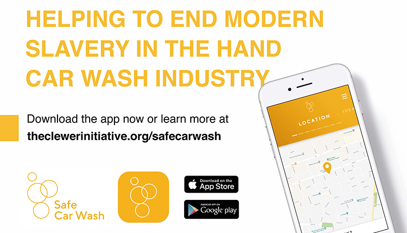 Safe Car Wash App Launched - Diocese of St Albans