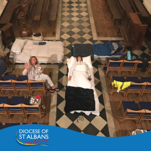 Defenders of the faith: keeping watch at Ayot St Lawrence