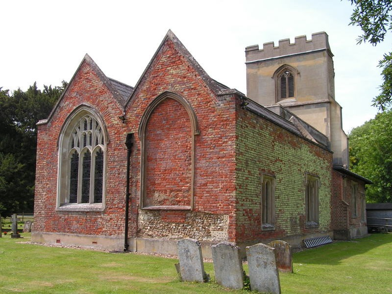 Photo of St Faith's, Hexton