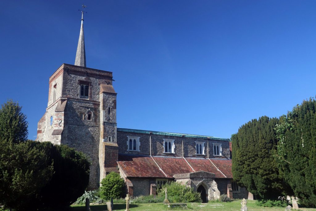 Photo of St Leonard's Flamstead