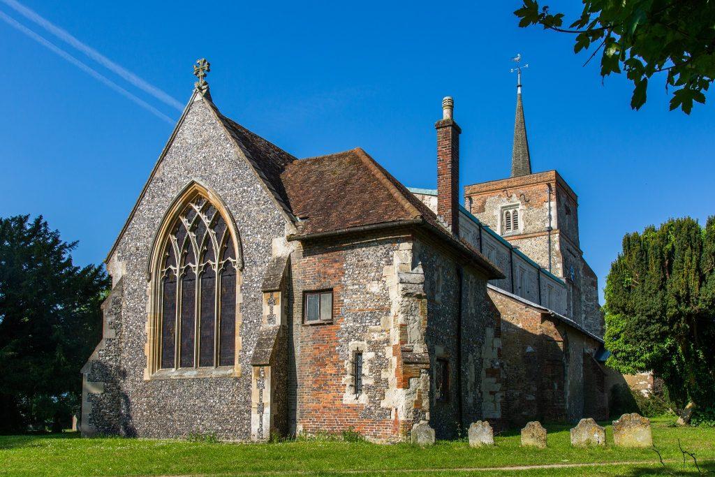 St Leonard's Church, Flamstead