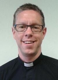 Rev Canon Tim Lomax
