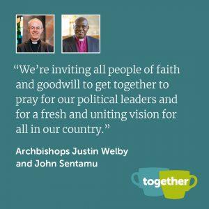 Together: Brexit Prayer Initative