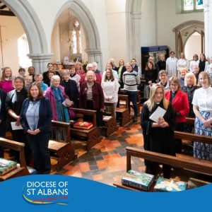 Service marks 25th anniversary of women's ordination as priests
