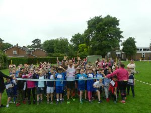 Cranfield's 5km Race Fundraiser