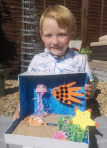 Home Learning at Welwyn St Mary's