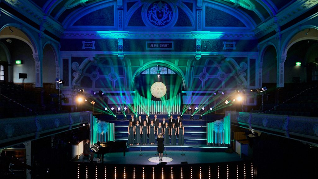 Tring Park School - BBC Songs of Praise Senior School Choir of the Year