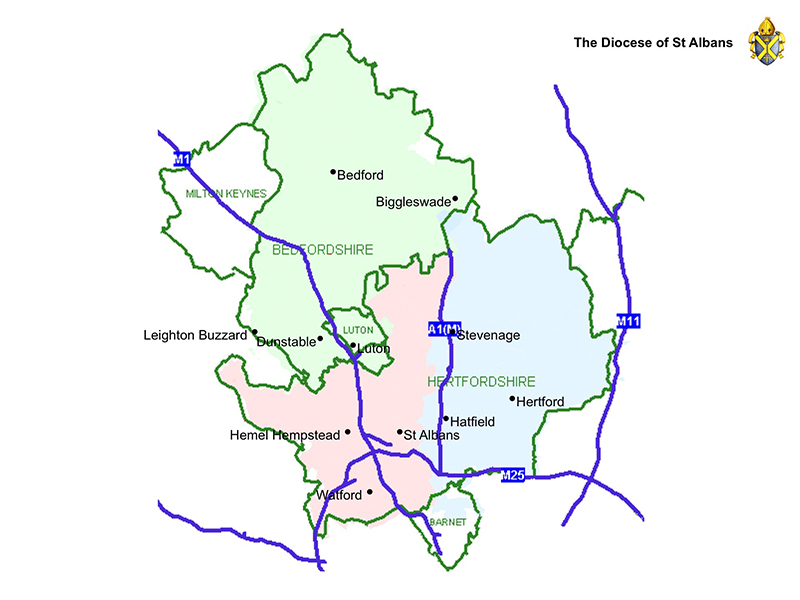 county2 - Diocese of St Albans